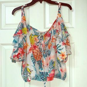 Summery blouse.